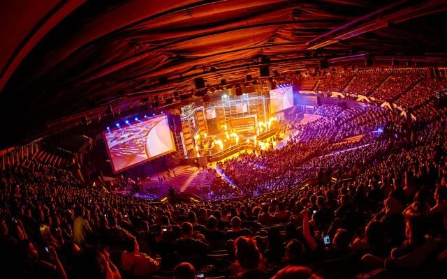 Spodek Arena - Katowice - 7.000 Sitzplätze