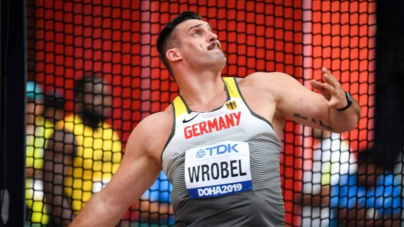David Wrobel hat die Olympianorm erfüllt