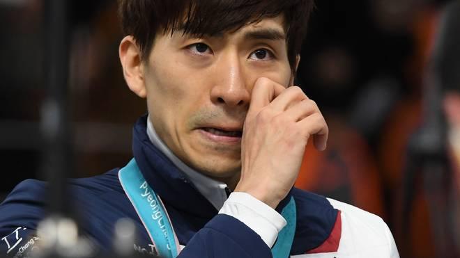 Eisschnelllauf: Olympiasieger Lee Seung-Hoon wegen Misshandlungen, Der Südkoreaner Lee Seung-Hoon gewann zwei Mal Olympisches Gold