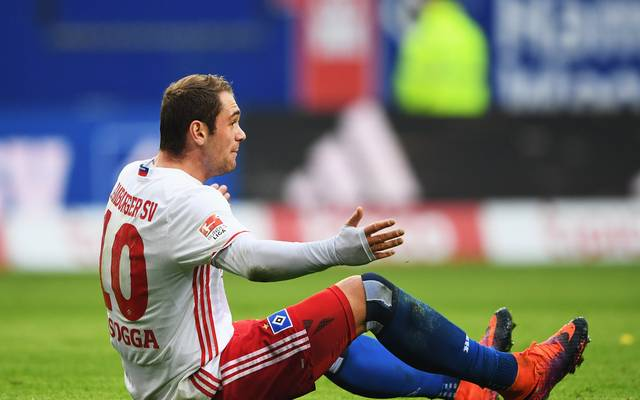 Pierre-Michel Lasogga, Hamburger SV