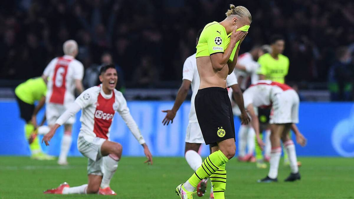 Rekord-Pleite! Ajax vermöbelt den BVB