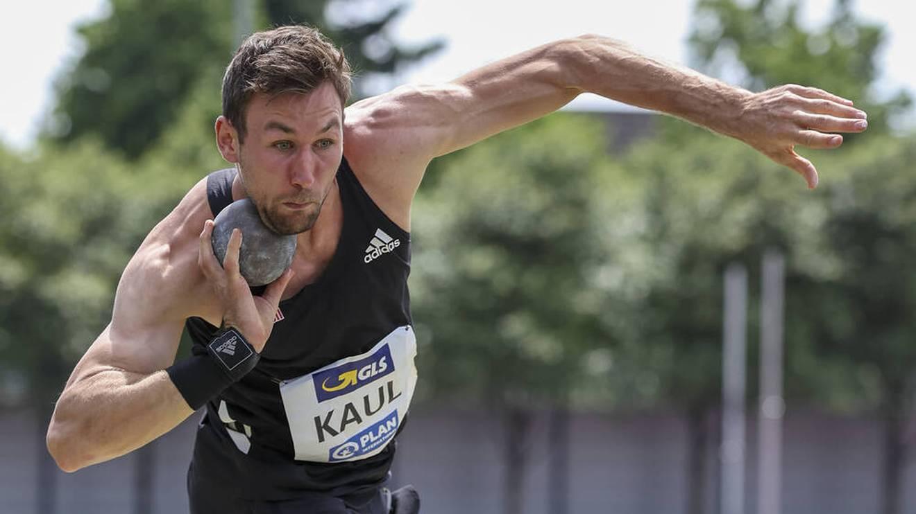 Niklas Kaul hat noch deutlich Luft nach oben