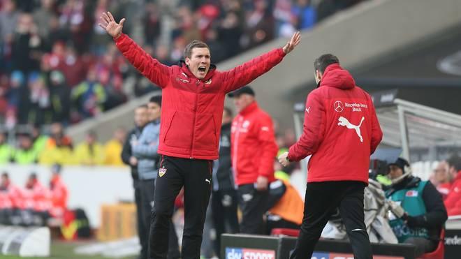 VfB Stuttgart v SV Sandhausen - Second Bundesliga