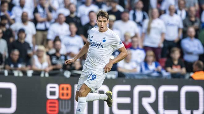 Robert Skov vom FC Kopenhagen