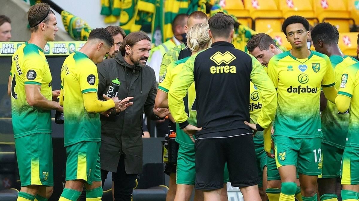 Die Pubs sind bereit: Farke mit Norwich kurz vor dem Aufstieg