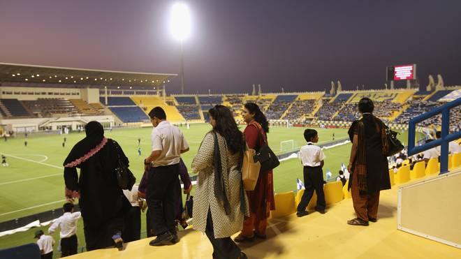 Qatar Looks To 2022 FIFA World Cup