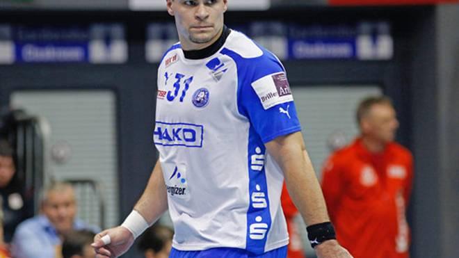 Benjamin Meschke stand seit 2013 beim Bergischen HC unter Vertrag