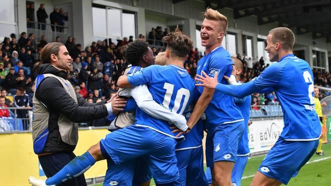 Die TSG Hoffenheim will in der UEFA Youth League weiter für Furore sorgen