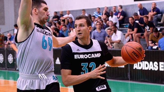Adidas Eurocamp - Day Two