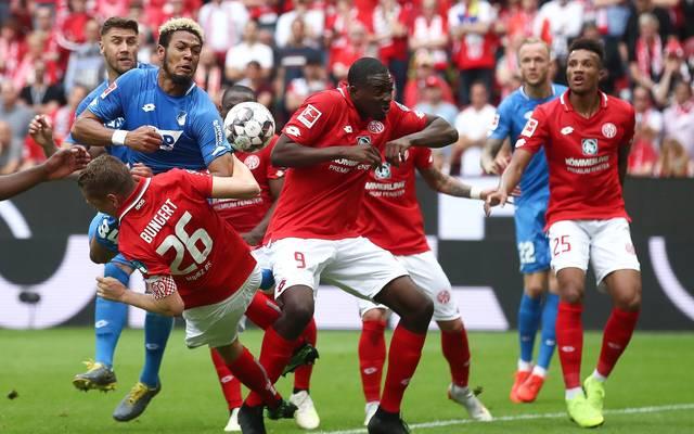Der FSV Mainz 05 verhindert die Europapokal-Teilnahme der TSG Hoffenheim