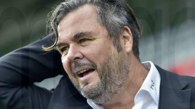 Präsident Markus Lüthi kämpft beim FC Thun um das Überleben des Klubs