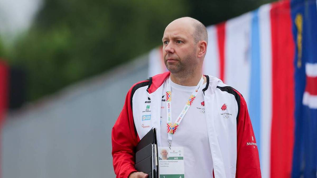 Christian Hansmann ist der neue Sportdirektor beim DSV