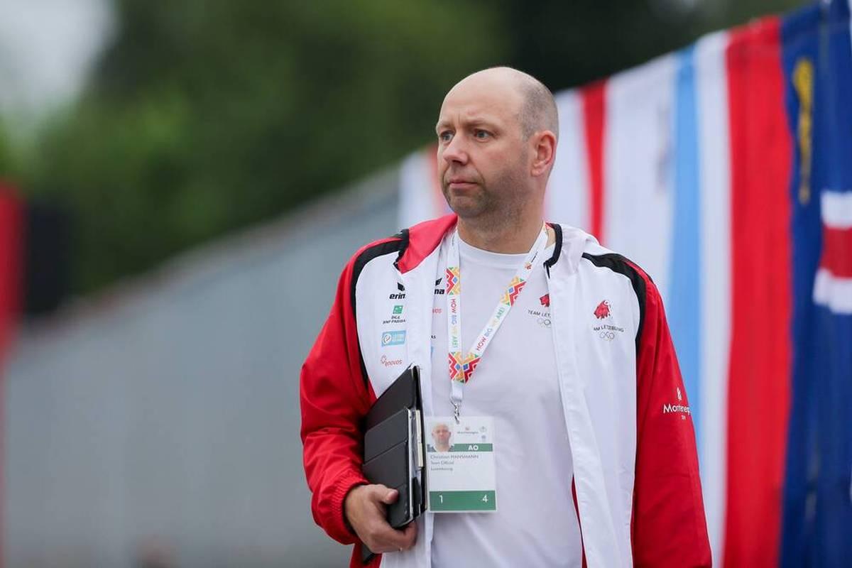 Christian Hansmann übernimmt ab Januar den Posten als Sportdirektor beim Deutschen Schwimm-Verband.