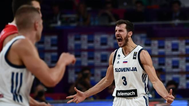 Goran Dragic war der überragende Spieler des EM-Finales
