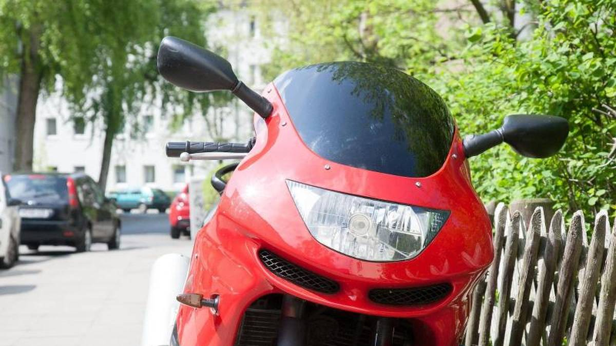 Was schützt vor Motorrad-Diebstahl