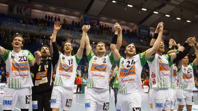 Frisch Auf Göppingen ist Titelverteidiger im EHF-Cup