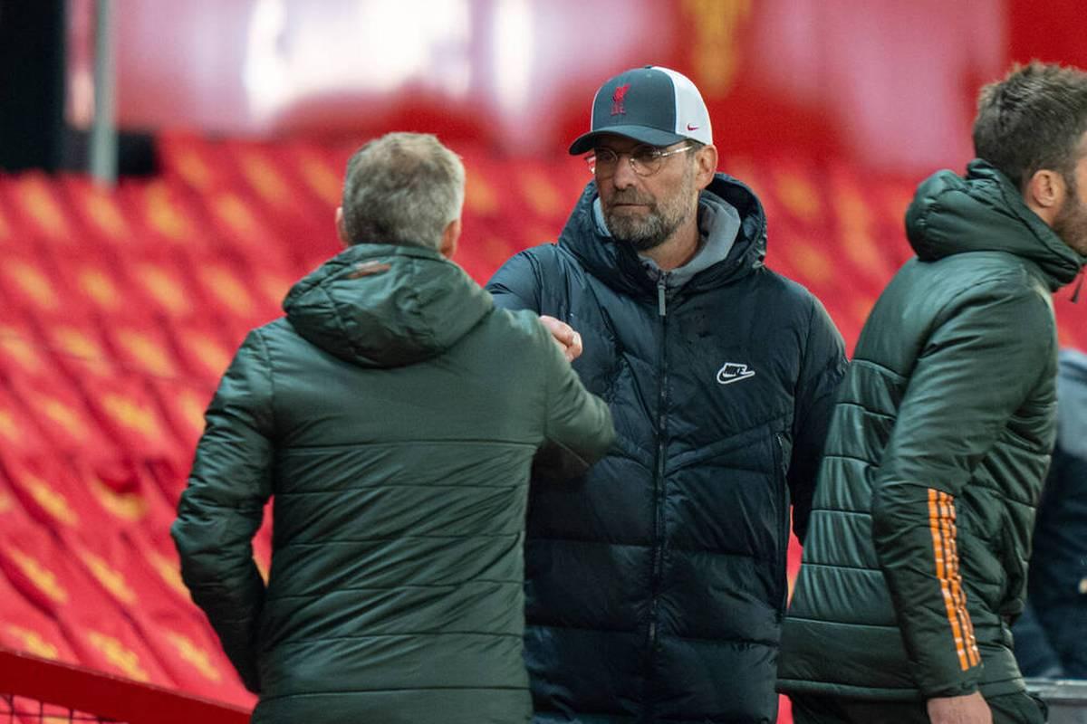 Liverpool-Teammanager Jürgen Klopp empfindet das Kräftemessen mit dem Erzrivalen Manchester United um Cristiano Ronaldo als echtes Highlight.