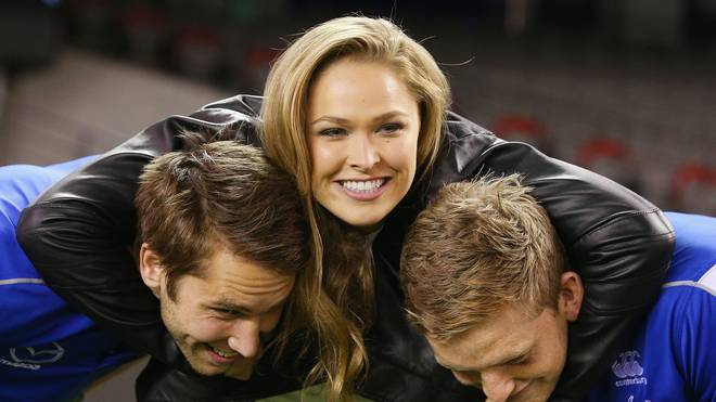 Ronda Rousey will bei UFC 207 wieder Weltmeisterin werden