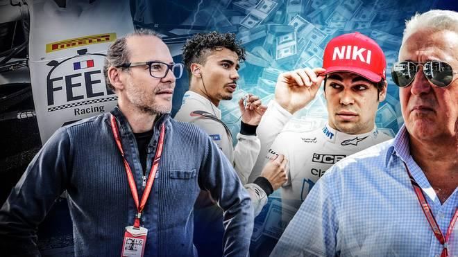 Jacques Villeneuve will beim F1-Nachwuchs wieder mehr Wert auf Talent statt Geld legen