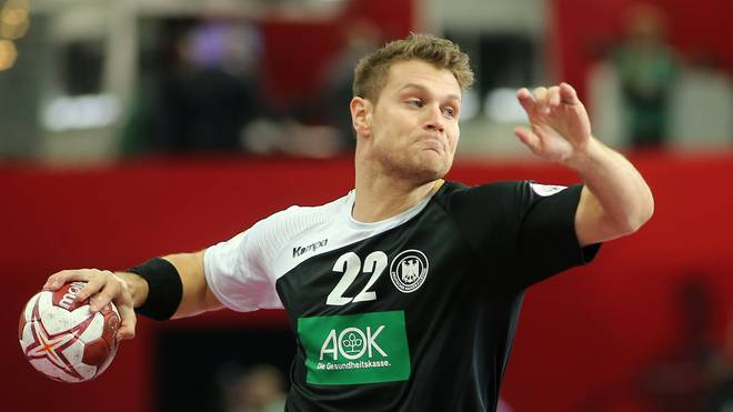 Handball: Michael Kraus hofft auf WM-Teilnahme, Michael Kraus träumt von einer Rückkehr in die deutsche Nationalmannschaft