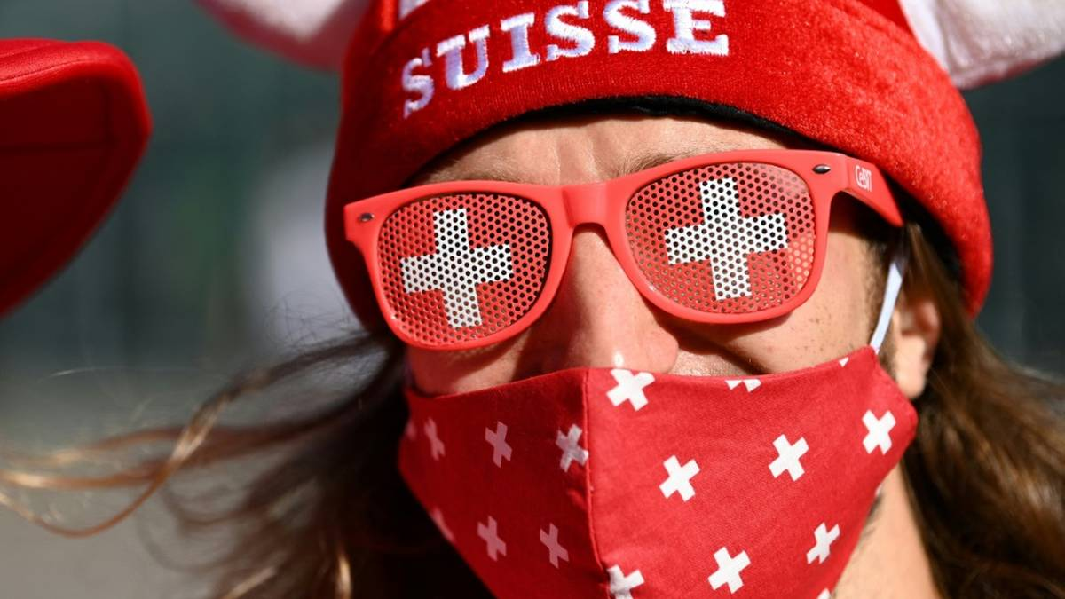 Schweizer trotz EM-Aus bejubelt