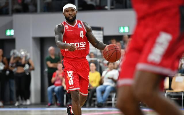 Basketball, BBL: Brose Bamberg schlägt Jena - FC Bayern - Giessen 46ers