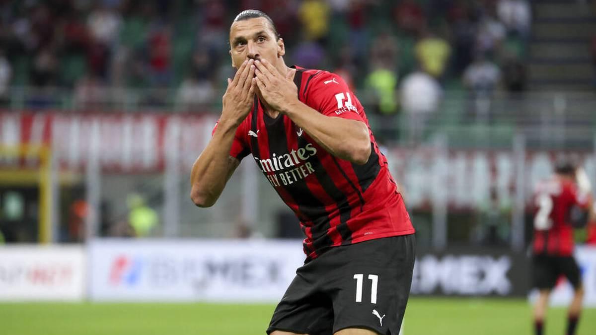 Ibrahimovic schockiert mit Gruselfoto
