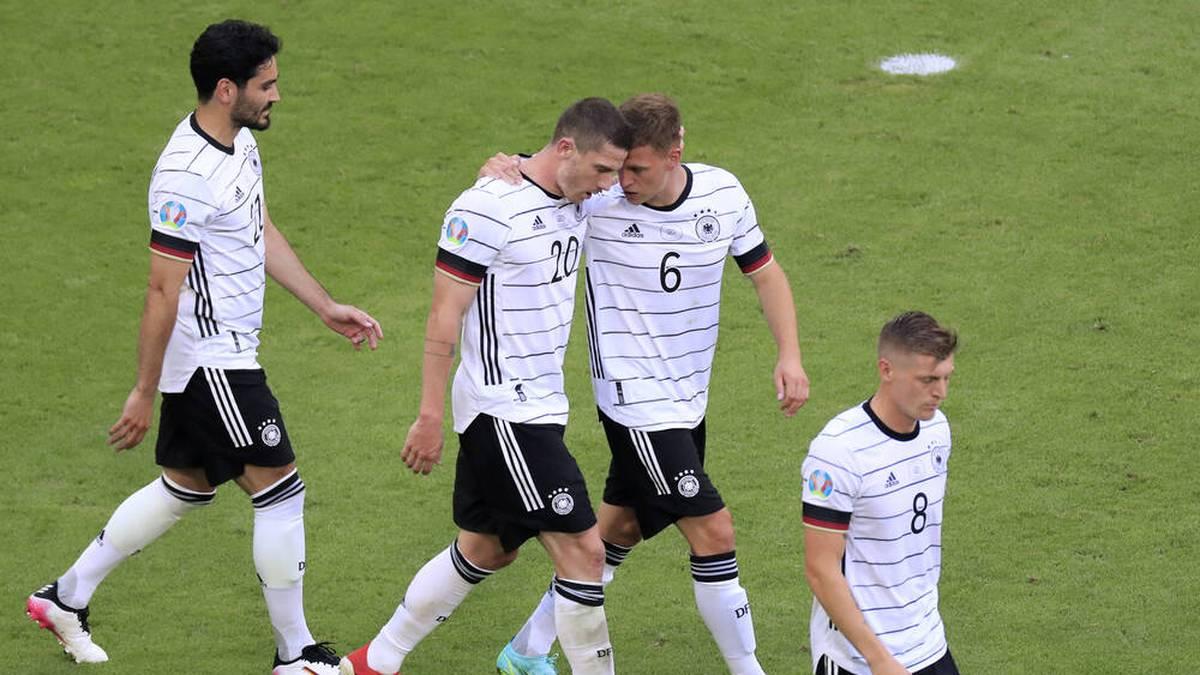 Schafft es das DFB-Team ins Achtelfinale?