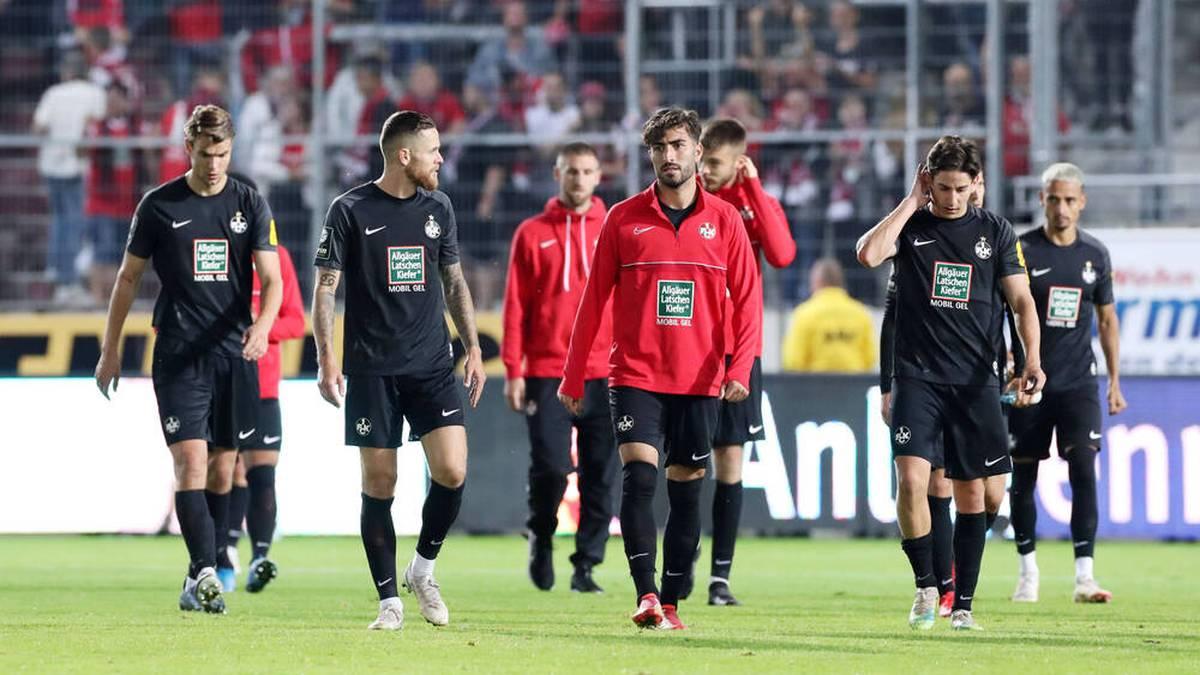 Kaiserslautern patzt erneut - Löwen jubeln