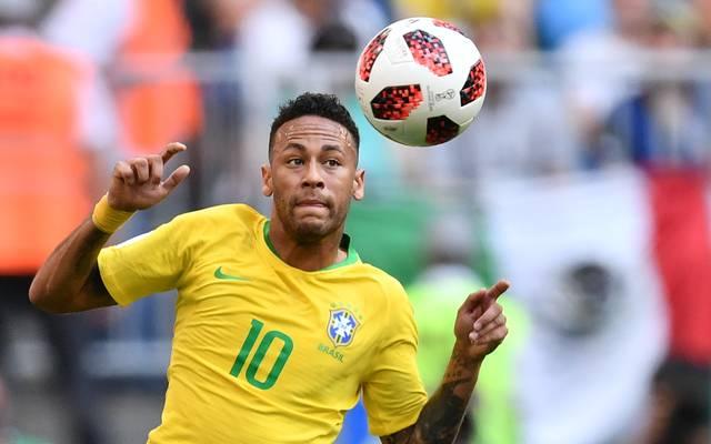 WM 2018 Brasilien - Belgien heute live im TV Stream Ticker mit Neymar Lukaku