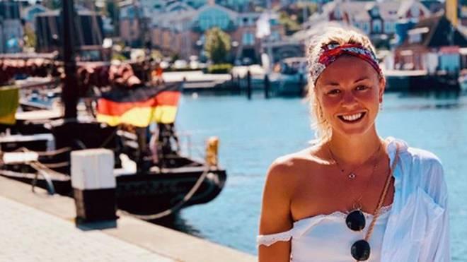 Carina Witthöft hat sich aktuell eine Auszeit vom Tennis genommen