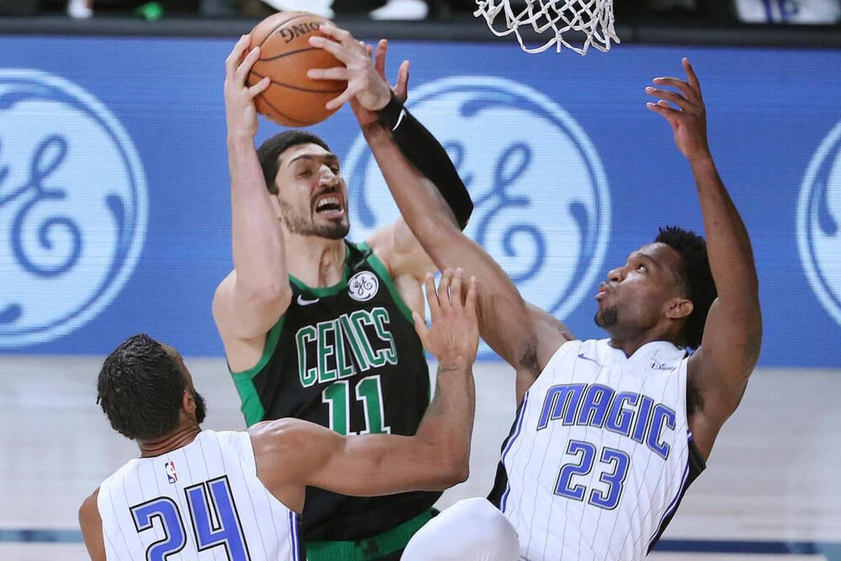 Basketball-Star Enes Kanterhat die chinesische Staatsführung scharf kritisiert.