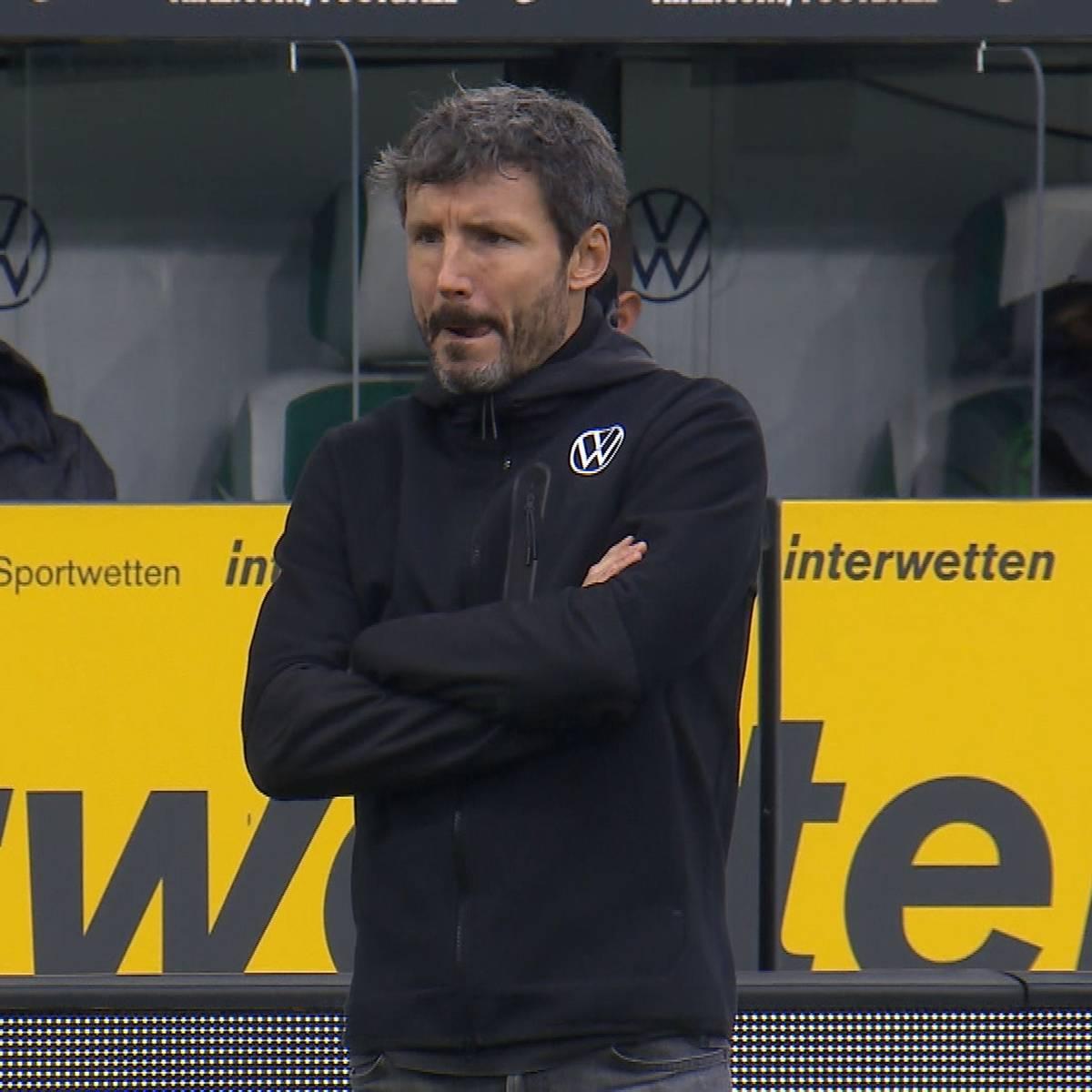 War es das schon für van Bommel beim VfL Wolfsburg?