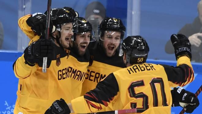 Das DEB-Team zeigte bei Olympia eine begeisternde Vorstellung