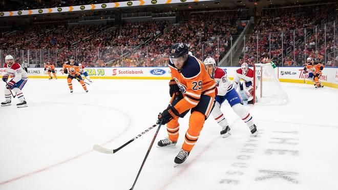 NHL: Leon Draisaitl führt Edmonton Oilers zum Sieg - Klatsche für Kahun