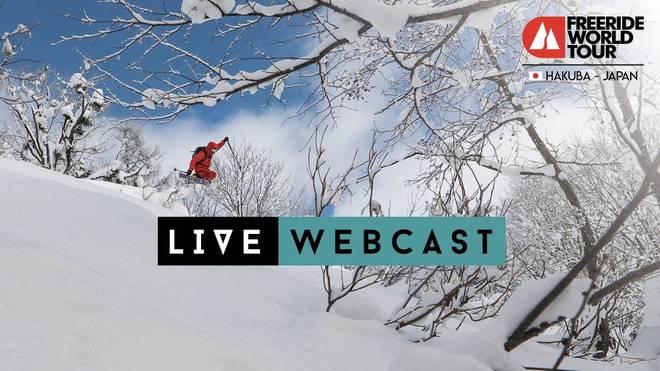 Freeride World Tour 2019 Hakuba – Livestream