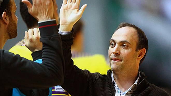 Bob Hanning ist DHB-Vizepräsident und Manager der Füchse Berlin