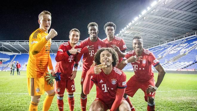 Der FC Bayern II kann gegen Schweinfurt die Meisterschaft perfekt machen