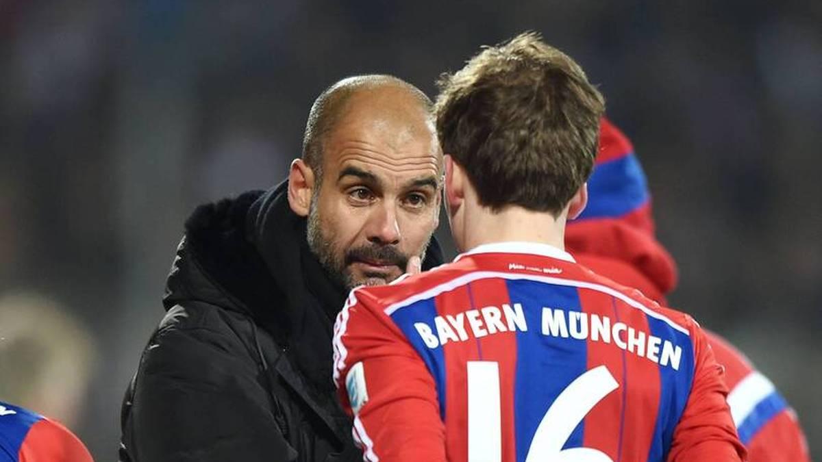 Guardiola schwärmte: Ex-Bayern-Talent zurück in Deutschland