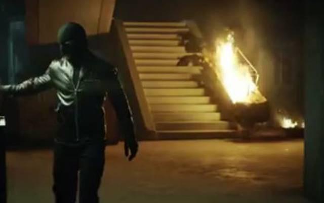 In einem spektakulären Video wird das Allerheiligste von WWE verbrannt