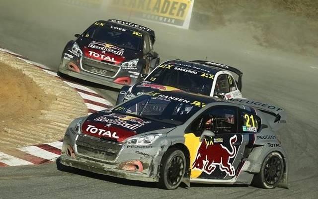Peugeot zieht sich am Ende der Saison 2018 aus der Rallycross-WM zurück