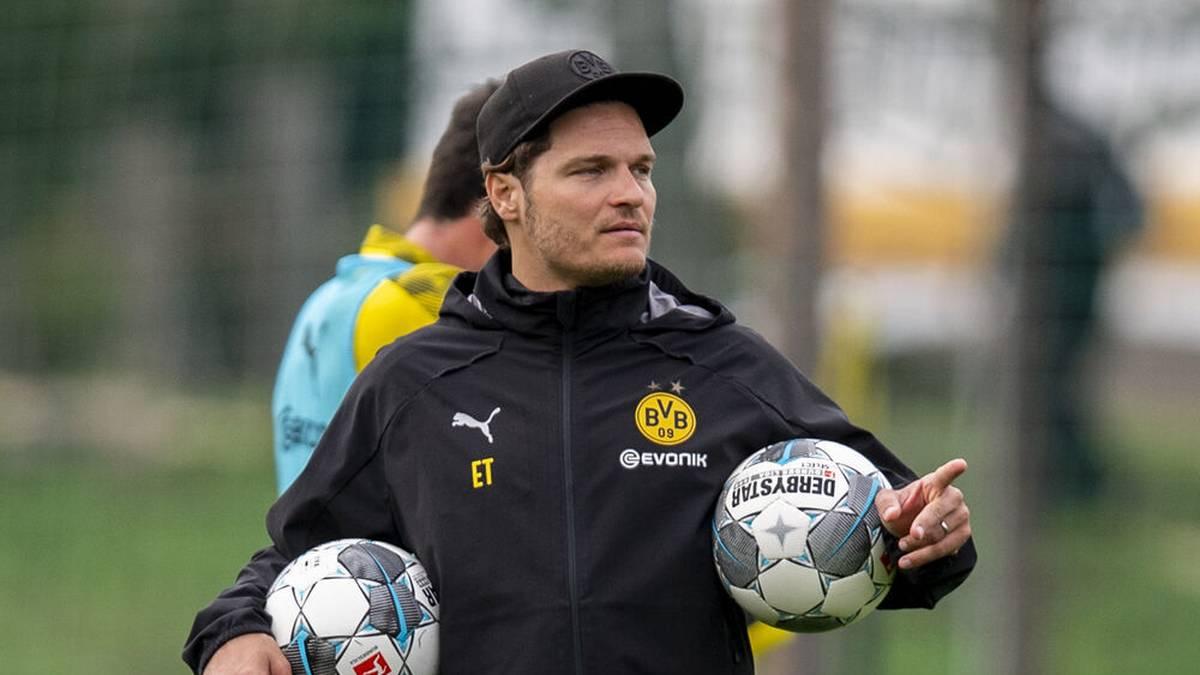 Edin Terzic fungiert bis Saisonende als Cheftrainer