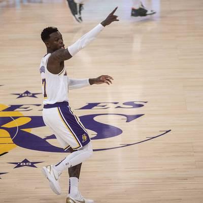 """Fängt bei mir an"": Schröder selbstkritisch nach Lakers-Blamage"