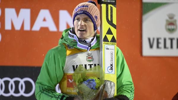 Skispringen: Severin Freund wird Vater einer Tochter