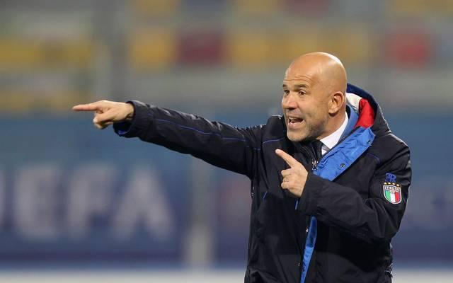 Italy U21 v Russia U21 - International Friendly