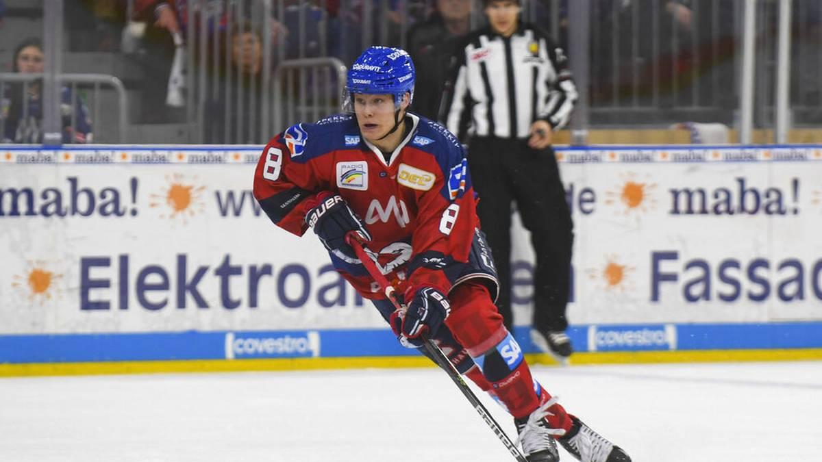 Tim Stützle wurde in die Mannschaft des Turniers gewählt