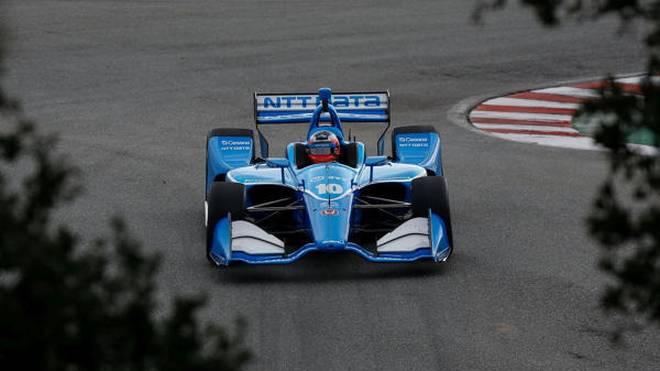 Felix Rosenqvist fährt als IndyCar-Rookie 2019 den #10 Ganassi-Honda