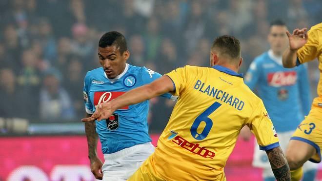 Eigene Spiele von Frosinone Calcio stehen unter Manipulationsverdacht
