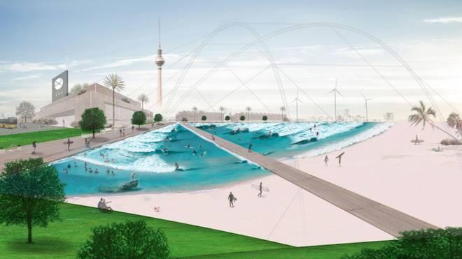 Surf Era: Infoabend zum Wavepark in Berlin