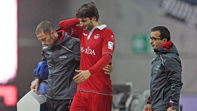 1. FC Kaiserslautern v Arminia Bielefeld  - 2. Bundesliga